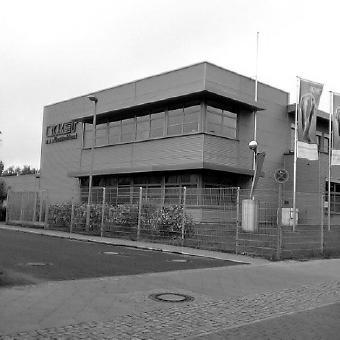 Ansicht des Biomet-Hauptsitzes
