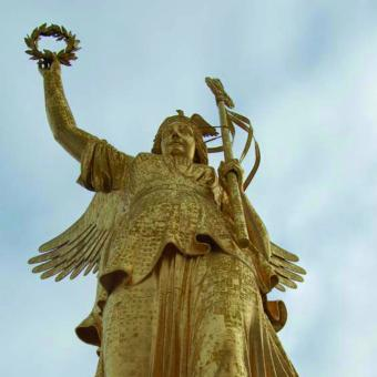 Figur der Siegesgöttin