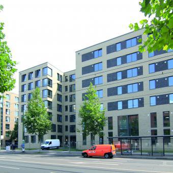Ansicht Bernauer Straße